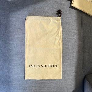 Pristine Louis Vuitton Dustbag